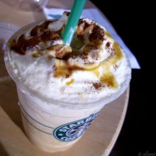 frapuccino  do starbucks